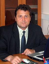 Генеральный директор - главный конструктор ООО «Петробалт» Тарица Георгий Васильевич
