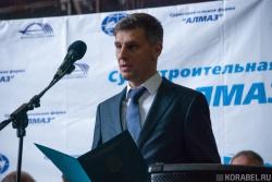 Сергей Сухов, заместитель руководителя департамент