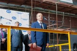Сергей Дорофеев, начальник Пограничного управления