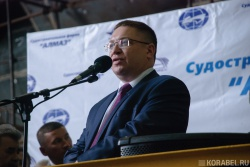Ильяз Мухутдинов, генеральный директор СФ