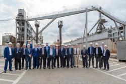 В Новороссийске прошло заседание директоров морски