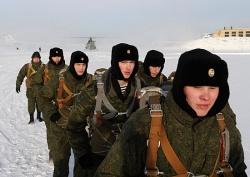 Морпехи Северного флота / Министерство обороны Рос
