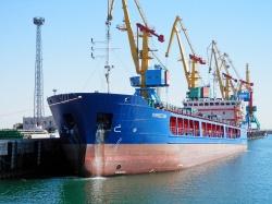 В порту Актау