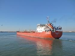 Port Aktau. 2018-10-18