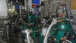 Судовые системы сепарации топлива и масла