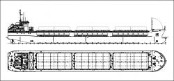 Сухогруз RSD32M