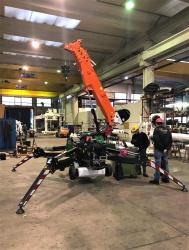Проведены испытания оборудования для проектов 2036
