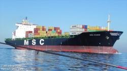 судно MSC Mandy