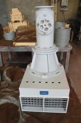 Головка фильтровентиляционная с ручным управлением
