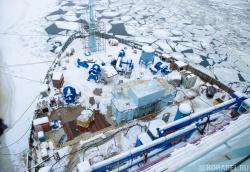 Экскурсия по строящемуся атомному ледоколу