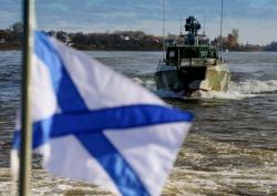 Катер Балтийского флота