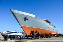 Уникальный новейший корабль