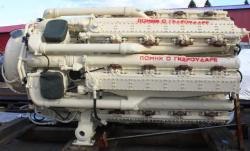 На КМЗ завершен ремонт энергетической установки МР