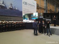 Президент России проследит за спуском на воду подл
