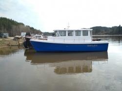 судно Кирьяж