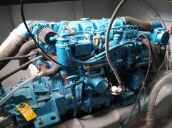 Двигатель Nanni N4.140 с редукто�