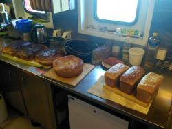Выпечка пшеничного хлеба и�
