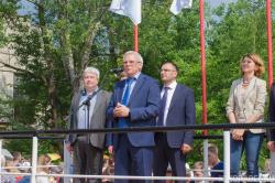 Евгений Люлин, вице-губерна
