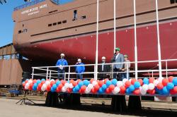 Рыбопромысловое судно прое