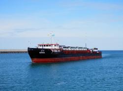 Port Aktau. 2019-04-21