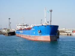 Port Aktau. 2019-05-03