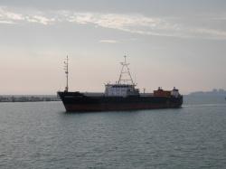 Port Aktau. 2019-05-15