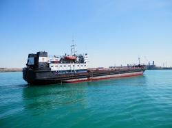 Port Aktau. 2019-05-19