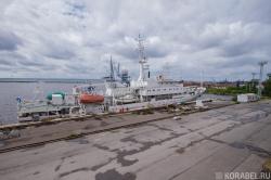 Гидрографическое судно, ADMIR