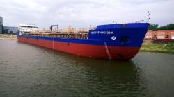 Первый танкер