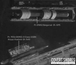 Спутниковое фото АПЛ