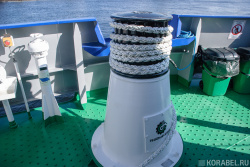 На палубе шаланды