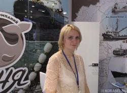 Валентина Свешникова, директор по маркетингу рыбол