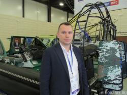 Александр Сасин, директор компании