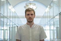 Владимир Кузей, инженер 3-й �