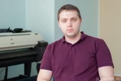 Александр Усалко, ведущий и
