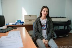 Анастасия Кулешова, инжене�