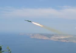 Ракетные стрельбы в Черном