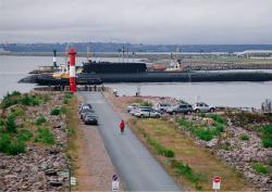 Атомный подводный ракетный
