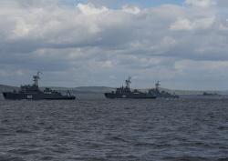 Тральщики Северного флота
