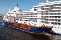 Бункеровка в портах экологичным судовым топливом