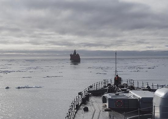 Северного флота повысит возможности  военных помогать в мирное время – ДПФ