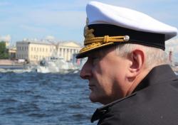 Главнокомандующий ВМФ Росс