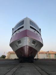 Круизный лайнер проекта PV300
