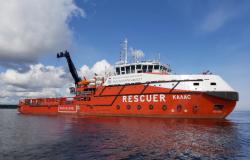 Спасательное судно-буксир