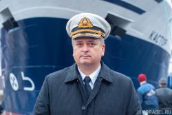 Алексей Кушлак, капитан