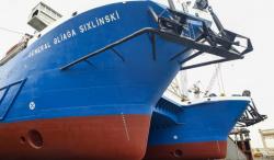 Крановое судно
