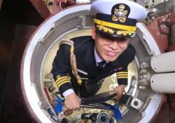 Делегация ВМС Южной Кореи в