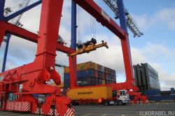 Перевалка контейнеров