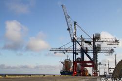 STS-краны порта