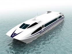 Прогулочно-экскурсионное судно проекта